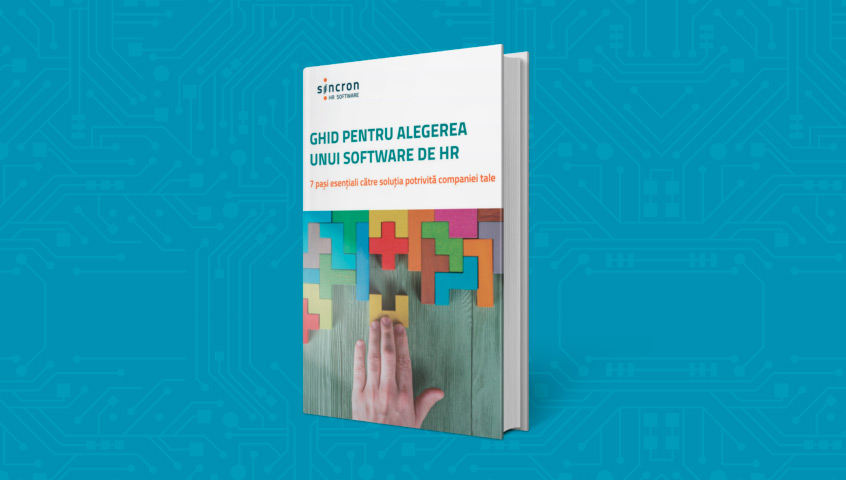 FREE eBOOK: Guide for Choosing an HR Software